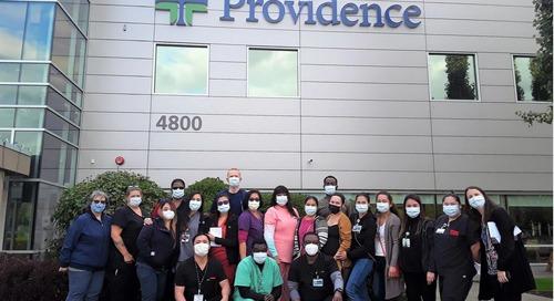 Providence Telehealth wins Alaska Healthcare Champion Award