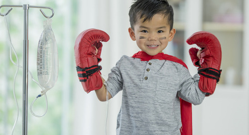 Novel therapies offer new hope for children with cancer