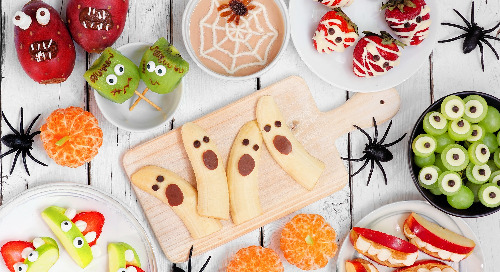 No tricks, all treats: Staying healthy this Halloween
