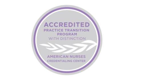 RN Residency Program Receives Distinction Accreditation