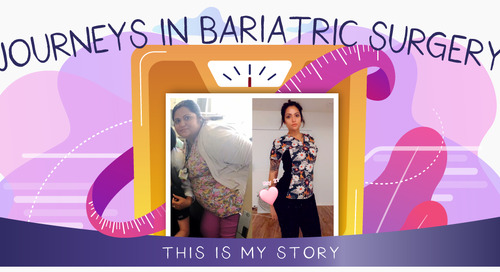 Journeys in bariatric surgery: Claudia's story