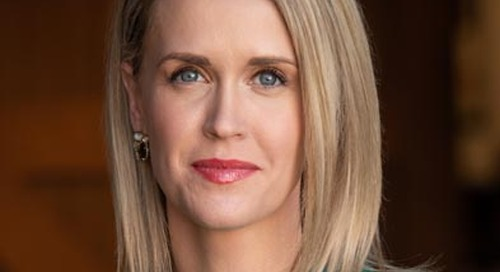Colleen Fox named to 40 Under 40 list by AHP