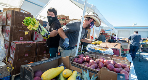 Food insecurity and the pandemic: How Providence is responding in one local market