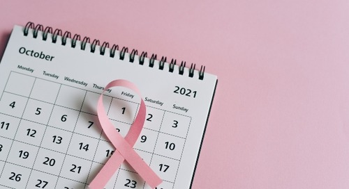 Genetic testing for breast cancer -- know your risk.