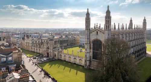 Oxford vs. Cambridge: British Education Showdown