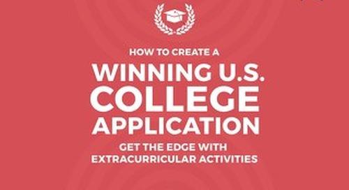 Extracurricular eBook- Create a winning application