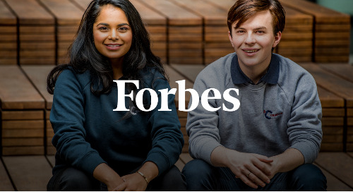 Crimson Education makes major headlines in Forbes US
