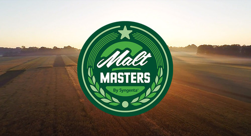 Welcome to Malt Masters by Syngenta