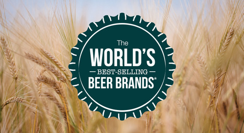 Infographic: World's Best-Selling Beer Brands