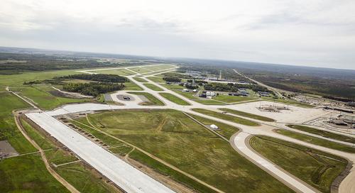 Réhabilitation de piste : une solution hybride pour assurer la rentabilité des aéroports