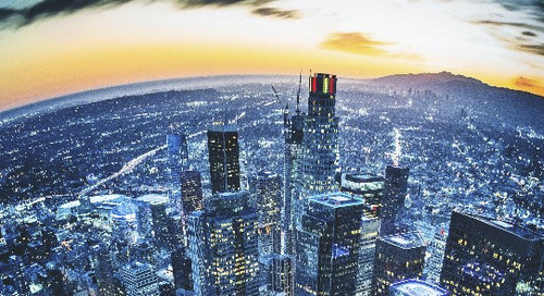 Vous souhaitez rehausser votre stratégie de planification en matière de ville intelligente? Voici 7 étapes pour devenir hyperconnectés