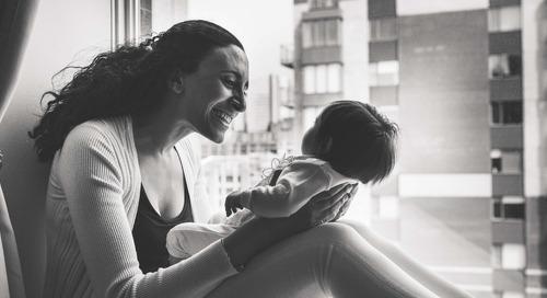 Publié par CBC : Comment mon congé de maternité m'a permis d'être une meilleure ingénieure
