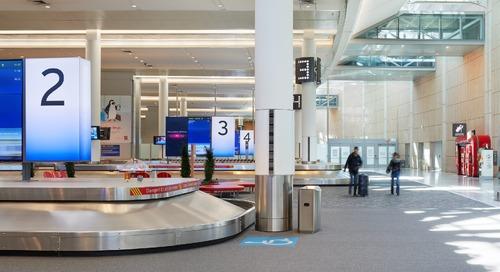 À quoi ressembleront les aéroports après la pandémie?