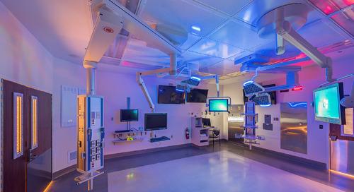 Réaménager les hôpitaux pour accueillir plus de patients de la COVID-19