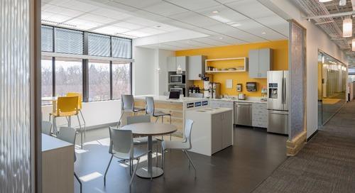 Des espaces à bureaux plus sains aujourd'hui et après la COVID-19