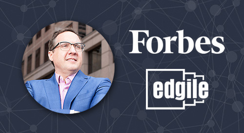 Edgile CEO's Latest Forbes Column: How The Cloud Can Help Shrink Cyber Risk
