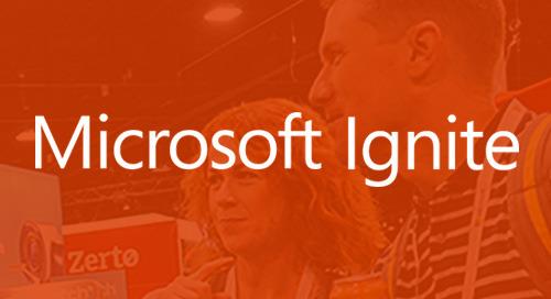 Edgile at Microsoft Ignite 2017