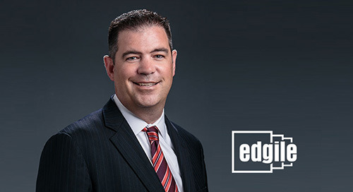 Global 20 Banking CISO Geoff Hauge Named Edgile Partner