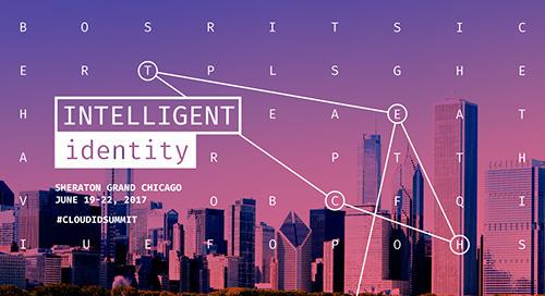Edgile Microsoft MVP speaking at Cloud Identity Summit