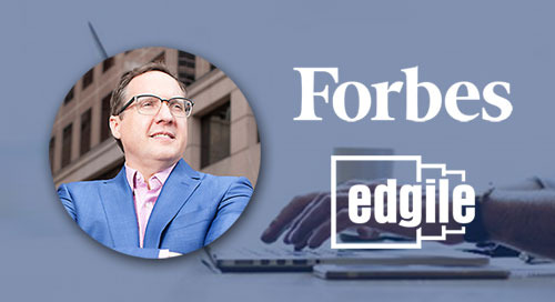 Edgile CEO in Forbes: Enterprise Cyber Risk Needs An Investment Model