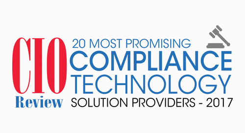 AWARD: Edgile Named Top Compliance Solution Provider