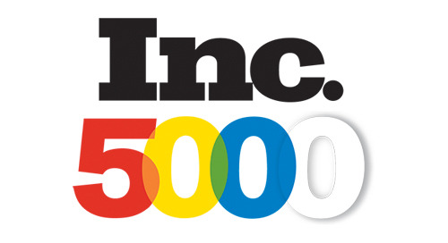 AWARD: Inc. 5000 List of America's Fastest-Growing Companies