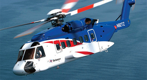 Bristow Group – Edgile helps Boost productivity of a mobile workforce with secure access to enterprise platforms