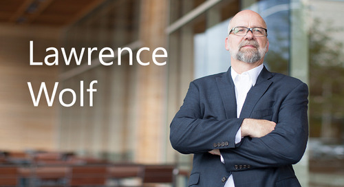 Meet Managing Partner Lawrence Wolf