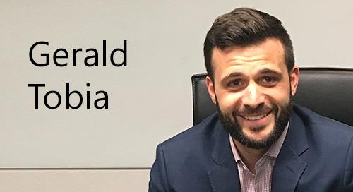 Gerald Tobia, Business Development Director - Northeast