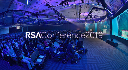 RSA Conference 2019 Mar. 4-8 in San Francisco, CA