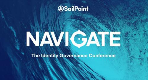 Jun 10-12, 2019 in Austin, TX - SailPoint Navigate