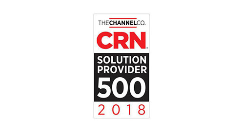 AWARD: The 2018 Solution Provider 500