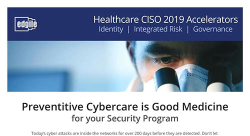 Healthcare CISO Accelerators