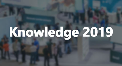 Edgile Demonstrates Smarter GRC at ServiceNow's Knowledge 2019