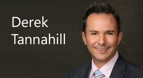 Derek Tannahill, Edgile's Managing Director - Central Region