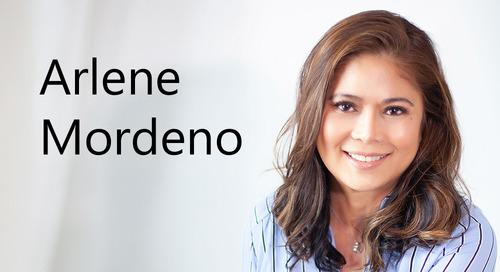 Arlene Mordeno, Edgile's Managing Director/IGA Architect