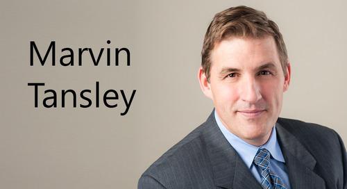 Marvin Tansley, Edgile's Western Regional Partner