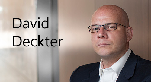 David Deckter, Edgile's GRC Partner