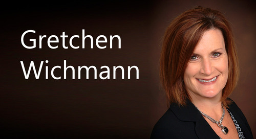 Gretchen Wichmann, Edgile's Managing Director