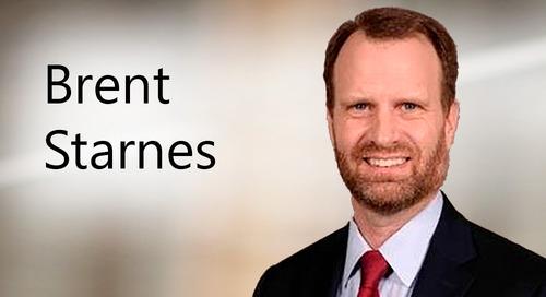 Brent Starnes, Edgile's Partner