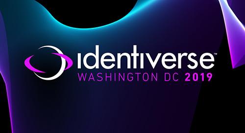 Jun 25-28, 2019 in Washington, DC - Identiverse 2019