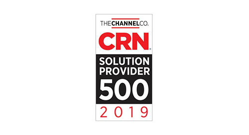 AWARD: The 2019 Solution Provider 500