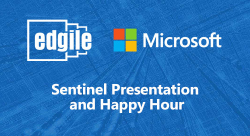 Feb 5, 2020 in Santa Clara, CA - Sentinel Presentation and Happy Hour