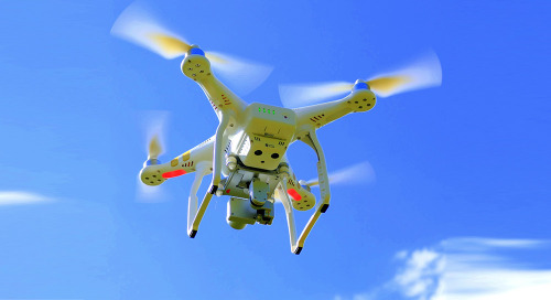 Now that the FAA has issued its first commercial drone license, what are the compliance and risk implications?