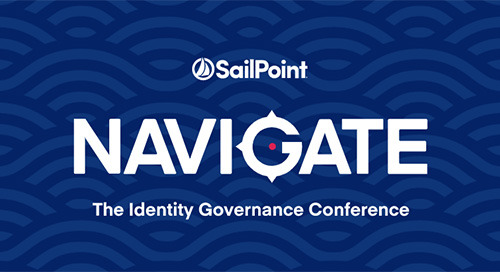 Jun 15-17, 2020 in Austin, TX - SailPoint Navigate
