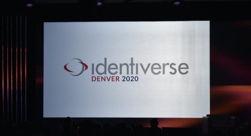 Jun 8-11, 2020 in Denver, CO - Identiverse 2020