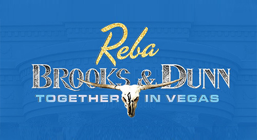 HAPPY HOUR 12/11, 5:30pm: Join us at Terraza and See Reba, Brooks & Dunn