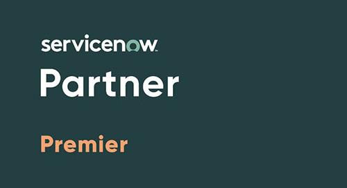 ServiceNow Premier GRC/IRM Partner