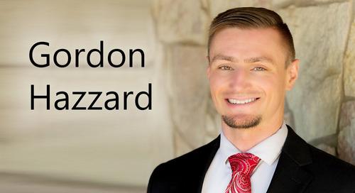 Gordon Hazzard, Edgile's IRM/GRC Manager