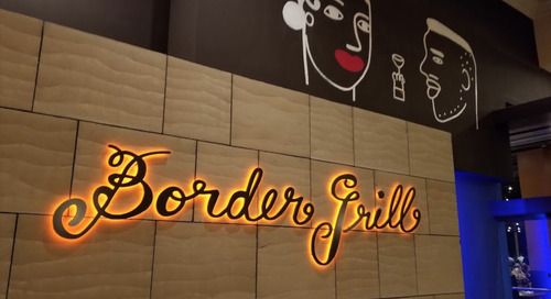 Tuesday January 21, 8pm-10pm - Edgile Happy Hour at Border Grill